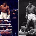 Anthony Joshua vs Wladimir Klitschko: Peut-être le combat du siècle