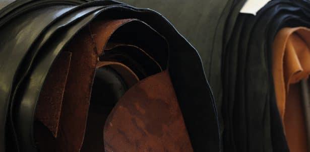Des cuirs de haute qualité