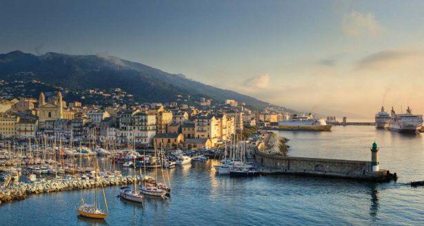 Bastia en Corse