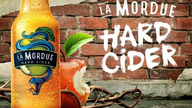 La Mordue : Hard Cider !
