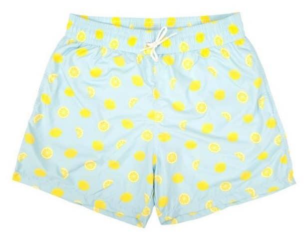Maillot de bain homme Oh My Lemon, 59€