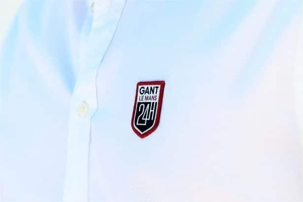 Écusson GANT x Le Mans 24h