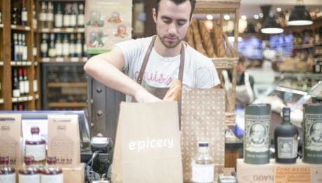 Epicery va ré enchanter l'univers des gourmets.