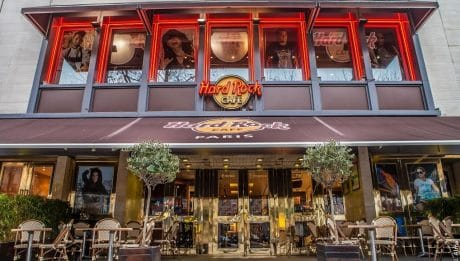 Le Hard Rock Café Paris