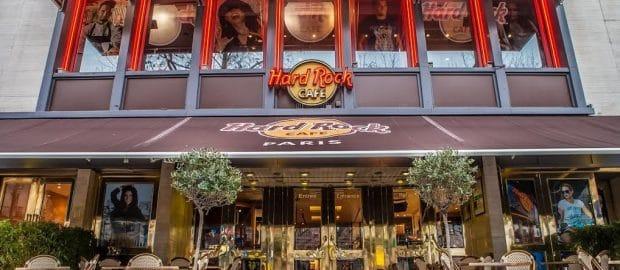 Le Hard Rock Café Paris