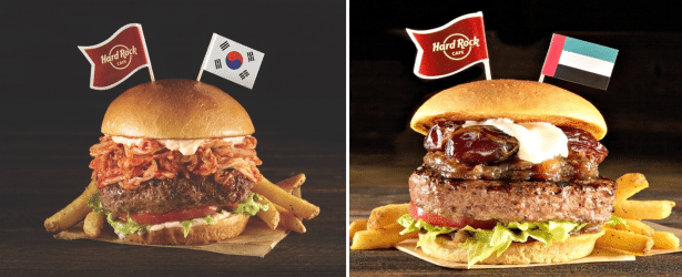 Le Korean Burger VS le Colombian Burger