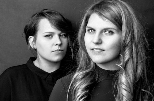 Marlène et Camille, fondatrices de la marque H.THEORIA