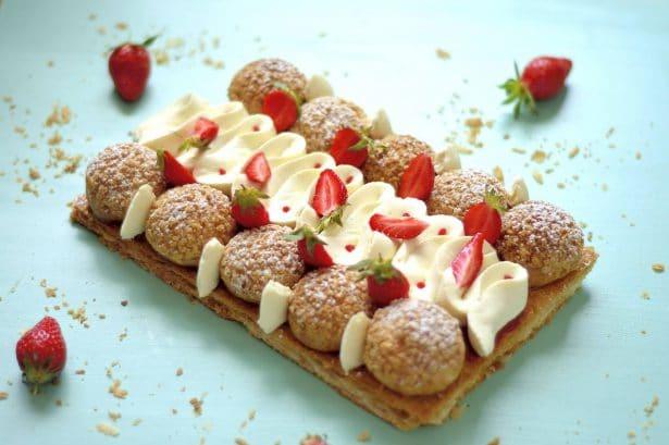 St-Honoré-fraises-fleur-doranger