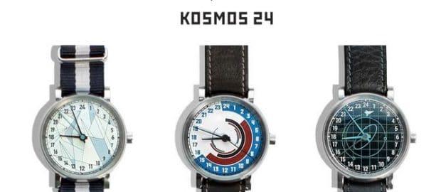 Montre Kosmos 24 à gagner
