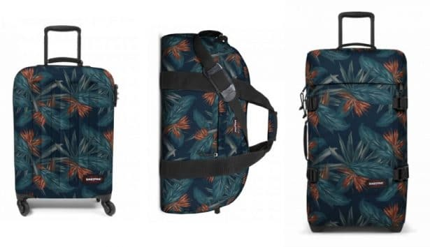 Bagagerie Eastpack - Collection Orange Brize