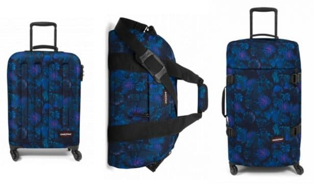 Bagagerie Eastpack - Collection Purple Jungle