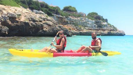 Test kayak modulable TOAD