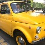 L'iconique Fiat 500 fête ses 60 ans!