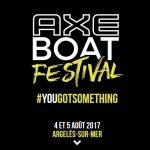 Axe Boat Festival 2017 les 4 et 5 août prochains