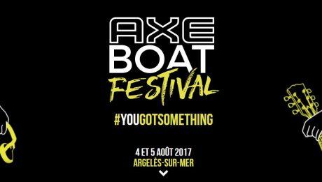 Axe Boat Festival