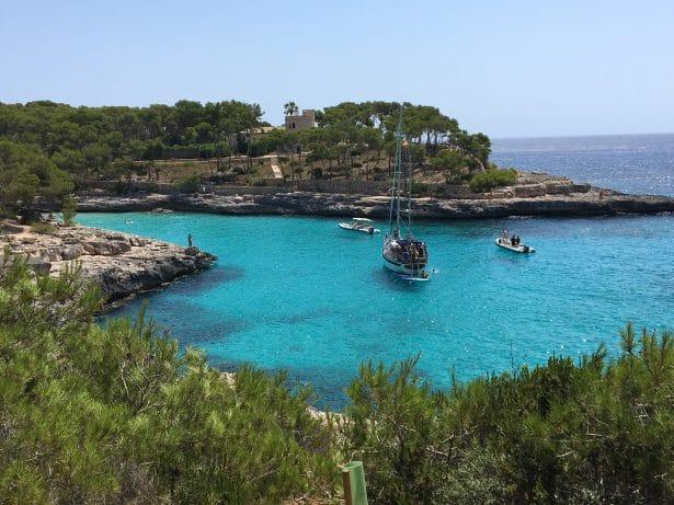 Cala Mondrago - Majorque - Parc naturel - criques superbes