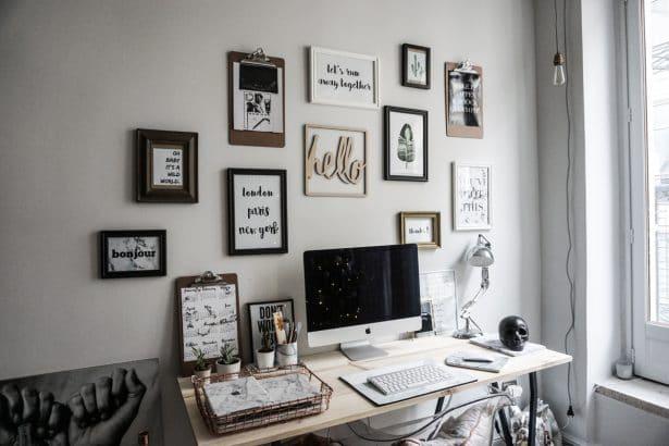 Un bureau optimisé pour une meilleure productivité