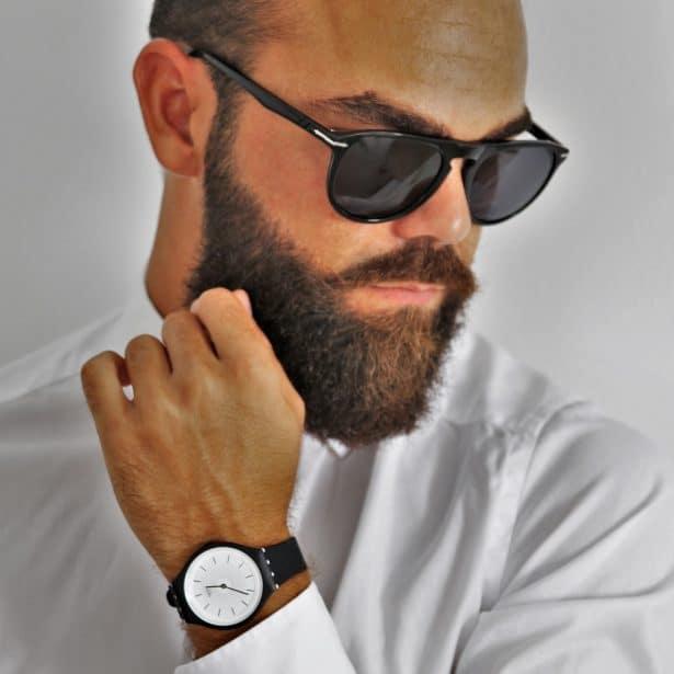 Montre SKINNOIR homme par Swatch #YOUR MOVE - ©Lhommetedance.fr