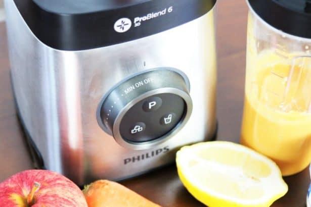Ce blender Philips Mix&Go HR3655 mixe tout !