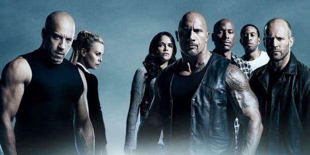 Fast & Furious 8 - Un casting musclé !