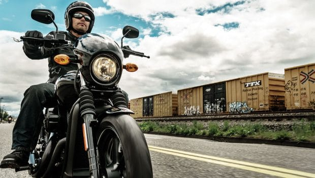 Harley Davidson - All For Freedom. Freedom For All