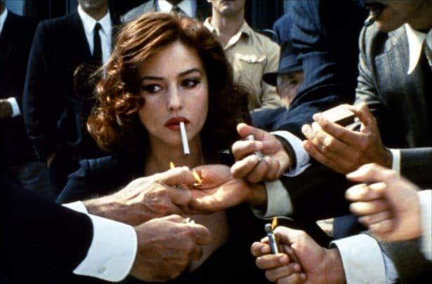 Malena Giuseppe dans Tornatore-2000 - Briquet, accessoire d'élégance