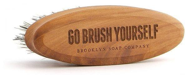 brosse à barbe BROOKLYN SOAP COMPANY