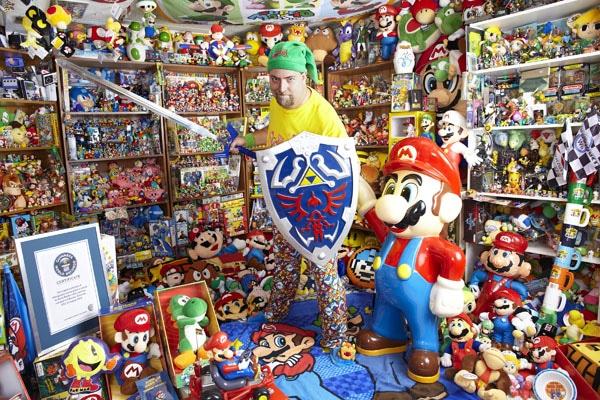 Collectionneur de jeu vidéo