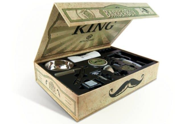 BarberBox set kit de rasage homme à 179€