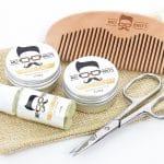 kit moustache: tout pour entretenir sa moustache