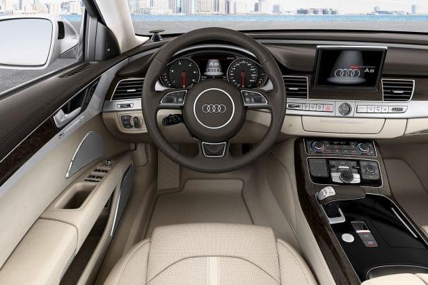 Audi A8 - Une avancée technologique
