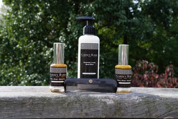 Garden Barbe - soins barbe naturels