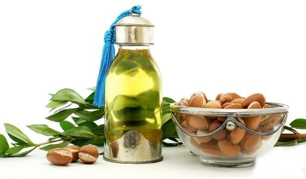 Huile d'Argan et d'Olive Vierge - comment faire son huile à barbe maison
