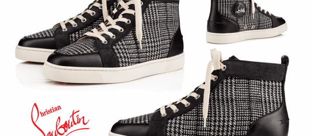 louboutin sneakers homme baskets de luxe. Black Bedroom Furniture Sets. Home Design Ideas