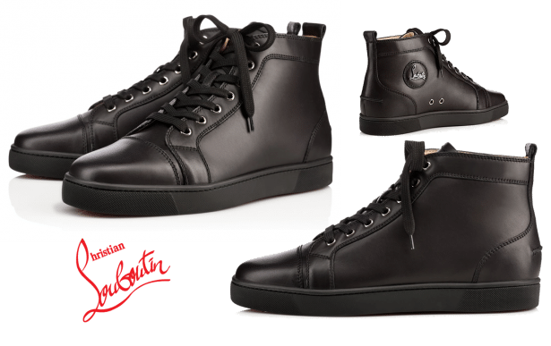 sneakers louboutin homme