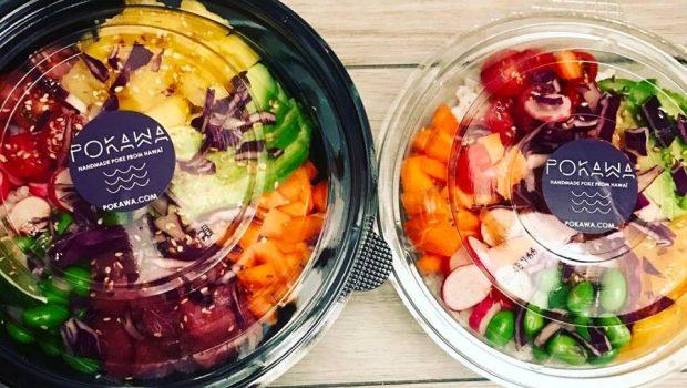 Medium ou grande, Il y'en a pour tous les appetits chez POKAWA - Crédit Photo POKAWA