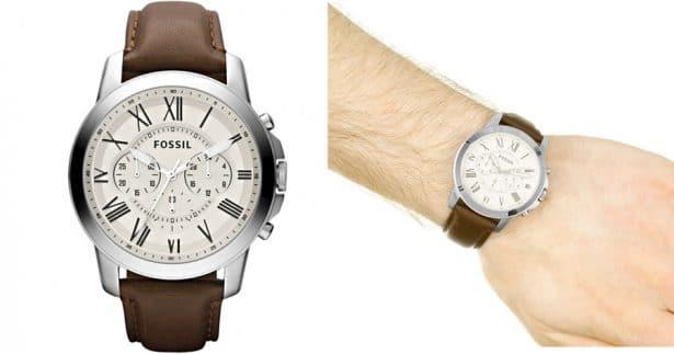 Modèle GRANT de Fossil - Sélection de montres FOSSIL pour Homme