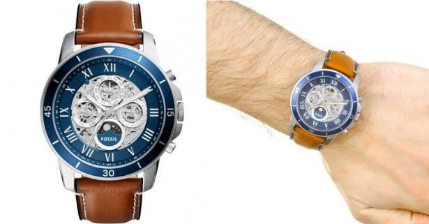Montre Fossil Grant Sport - sélection montres Fossil pour Homme