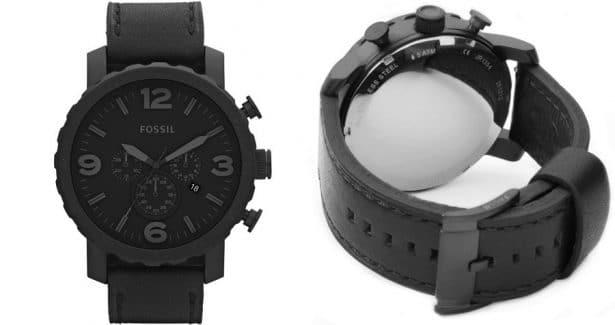 Montre Fossil pour Homme - Full Black - sélection montres Fossil pour Homme