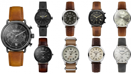 Barbour montres homme