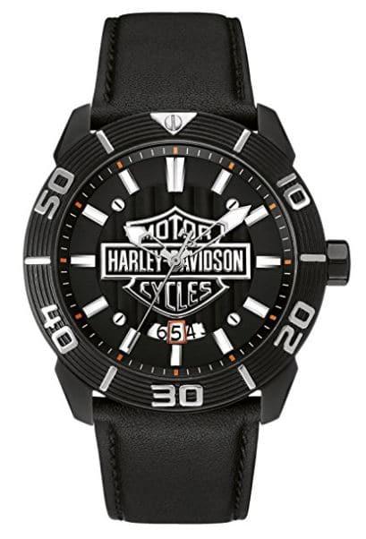 Montre Harley analogique à 170€