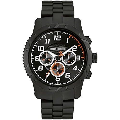Montre Harley Davidson Chronographe à 250€