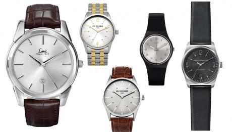 Top des montres à moins de 50€ pour hommes élégants