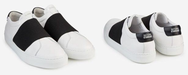 Sneakers National Standard : sélection rentrée 2017