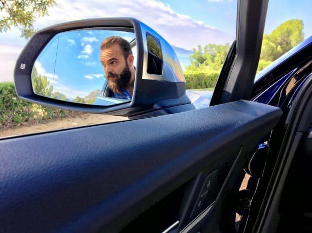 SQ5 TFSI Audi : Toujours un œil dans le rétro