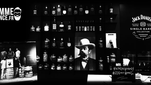 Jack Daniel's et ses single barrel