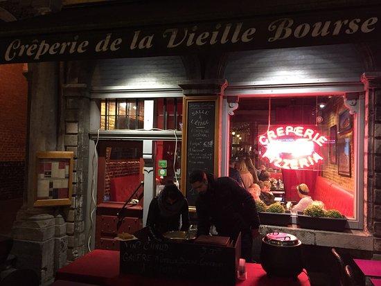 La Creperie de la Vieille Bourse à Lille