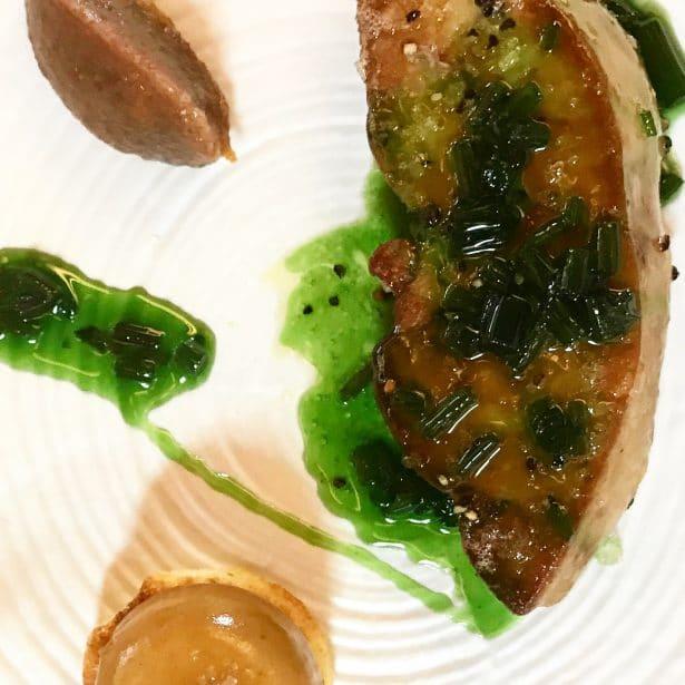 Le Foie Gras by Marc Veyrat