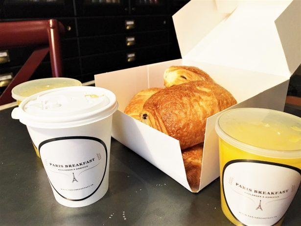 Paris Breakfast, un petit déjeuner gourmand pour un réveil en douceur