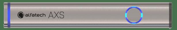 Une batterie au design épuré d'Alfatech AXS